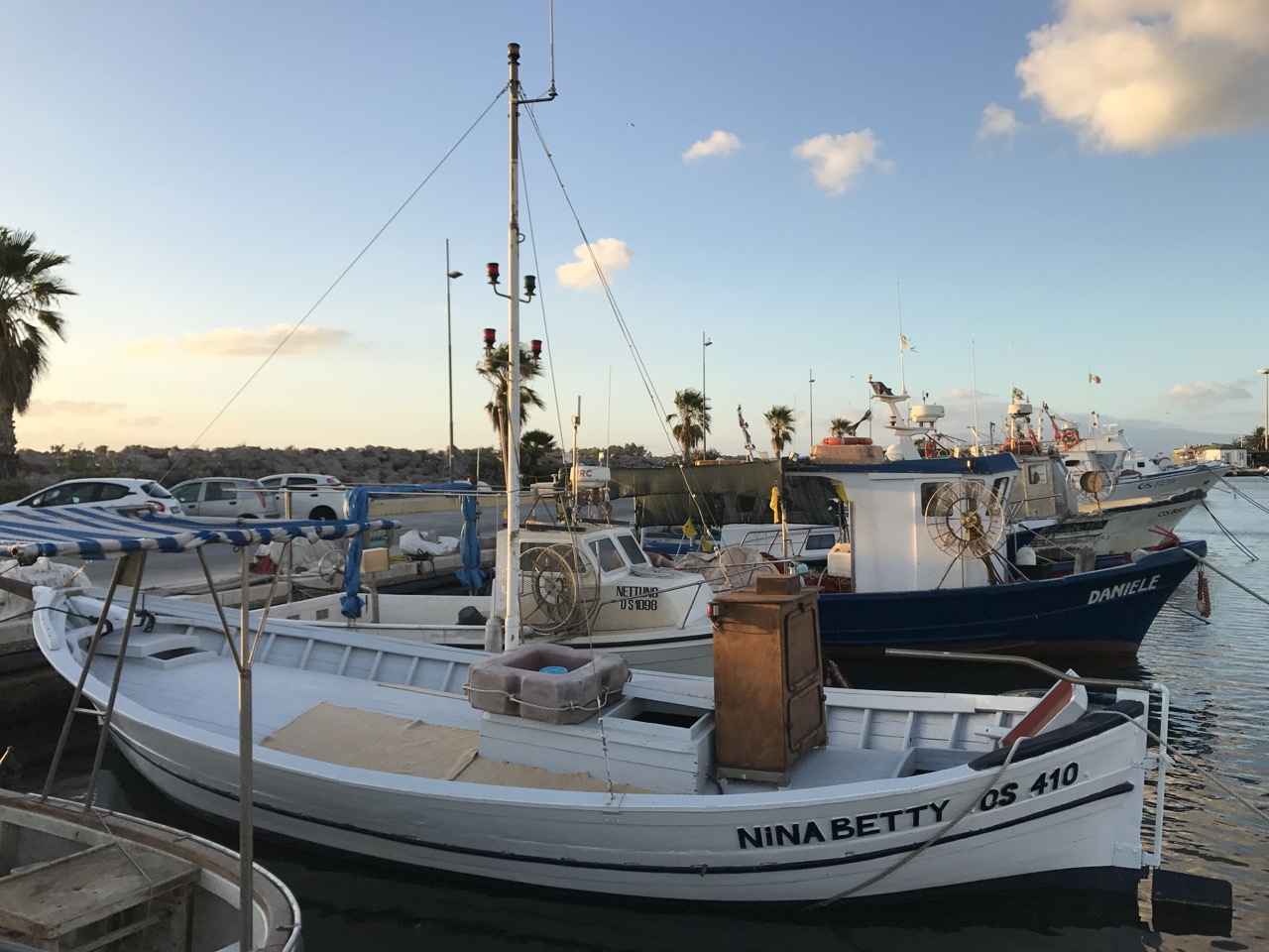 Fischerhafen Torregrande